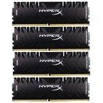 Оперативная память HyperX Predator 4x16GB DDR4 PC4-21300 HX426C13PB3K4/64