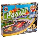 Настольная игра Русский Стиль Гонки 3D. Ралли по городу 03848 / 236381