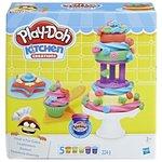 Игровой набор Hasbro Play-Doh Для выпечки / B9741