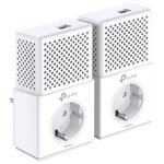 Комплект powerline-адаптеров TP-Link TL-PA7010P KIT