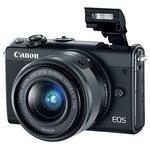 Фотоаппарат Canon EOS M100 grey + 15-45mm