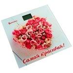 Напольные весы Василиса ВА-4006 Самая красивая роза