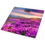 Напольные весы Lumme LU-1328 Цветочное поле