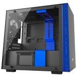 Корпус NZXT H200i (CA-H200W-BL) Black-Blue