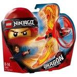 Конструктор Lego Ninjago Кай-Мастер дракона 70647