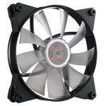 Вентилятор 140mm CoolerMaster MasterFan Pro 140 Air Pressure RGB (MFY-P4DN-15NPC-R1)