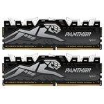 Оперативная память DDR4 16GB KITof2 PC-22400 2800MHz Apacer Panther Rage (EK.16GAW.GFJK2) CL17