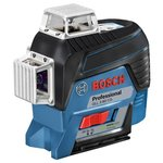 Лазерный нивелир Bosch GLL 3-80 CG Professional (с держателем BM 1)