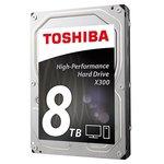 Жесткий диск Toshiba X300 8TB HDWF180UZSVA