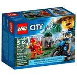 Конструктор Lego City Police Погоня на внедорожниках 60170