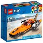 Конструктор LEGO City Гоночный автомобиль 60178(5-12лет)