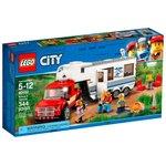 Конструктор LEGO City Дом на колесах (60182)