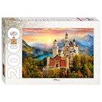 Пазл Step Puzzle Сказочный замок ,  84031 (2000эл)