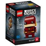 Конструктор Lego Brick Headz Флэш 41598
