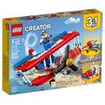 Конструктор Lego Creator Самолёт для крутых трюков 31076