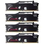 Оперативная память DDR4 32GB KITof4 PC-19200 2400MHz Apacer Commando (EK.32GAT.GEAK4) CL16