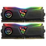 Оперативная память DDR4 16GB KITof2 PC-25600 3200MHz GEIL Super Luce (GLS416GB3200C16ADC) CL16