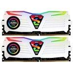 Оперативная память DDR4 8GB KITof2 PC-19200 2400MHz GEIL Super Luce (GLWS48GB2400C16DC) CL16