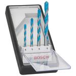 Набор сверл Bosch 2607010521 4 предмета