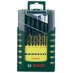 Набор сверл Bosch HSS-R (2607017151)