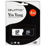 USB Flash 8 Gb QUMO Yin Yang