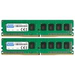 Оперативная память GOODRAM 2x8GB DDR4 PC4-21300 GR2666D464L19S/16GDC