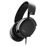 Наушники с микрофоном SteelSeries Arctis 3 2019 Edition (белый)