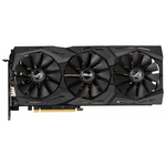 Видеокарта ASUS ROG Strix GeForce RTX 2060 Advanced edition 6GB GDDR6 (ROG-STRIX-RTX2060-A6G-GAMING)