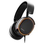 Наушники с микрофоном SteelSeries Arctis 5 2019 Edition (черный)