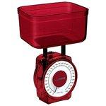 Кухонные весы Lumme LU-1301 (красный гранат)