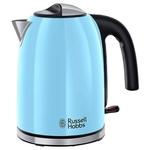 Электрочайник Russell Hobbs 20417-70 Colours Plus (голубой)