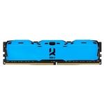 Оперативная память GOODRAM 8GB IRDM X Blue (IR-XB3000D464L16S/8G)