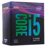 Процессор Intel Core i5-9400F (BOX)