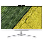 Моноблок Acer Aspire C22-865 Black-Silver (DQ.BBSER.009)