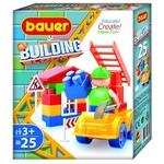 Конструктор Bauer 366 Стройка (25 деталей)