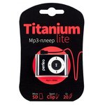 MP3 плеер Perfeo Titanium Lite (зеленый)