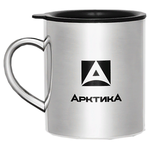 Термос Арктика 801-300 Stainless Steel