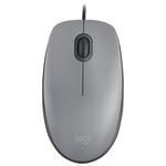 Мышь Logitech M110 Silent (серый) [910-005490]