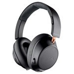 Наушники с микрофоном Plantronics BackBeat GO 810 (черный графит)