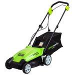 Колёсная газонокосилка Greenworks GLM1035 [25237]