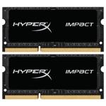 Оперативная память Kingston HyperX 2x8GB DDR3 SO-DIMM PC3-15000 (HX318LS11IBK2/16)