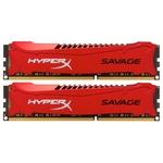 Оперативная память Kingston HyperX Savage 2x4GB KIT DDR3 PC3-14900 (HX318C9SRK2/8)