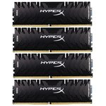Оперативная память HyperX Predator 4x8GB DDR4 PC4-21300 HX426C13PB3K4/32