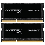 Оперативная память Kingston HyperX Impact 8GB DDR3 SO-DIMM PC3-14900 [HX318LS11IBK2/8]