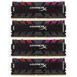 Оперативная память 32GB HyperX Predator RGB (HX432C16PB3AK4/32)