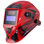 Сварочная маска Fubag Optima Team 9-13 (красный) [38075]