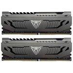 Оперативная память Patriot Viper Steel Series 2x8GB DDR4 PC4-35200 PVS416G440C9K