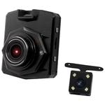 Автомобильный видеорегистратор Supra SCR-833DC
