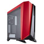 Корпус Corsair Carbide Series Spec-Omega (черный/красный)