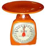 Кухонные весы Ampix AMP-7150 (красный)